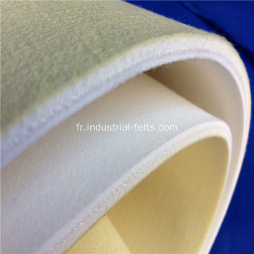 100% Nomex Sanforizing Felt Needle Felt